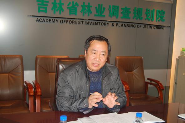 吉林省林业技术推广站组织中央财政林业科技推广跨区