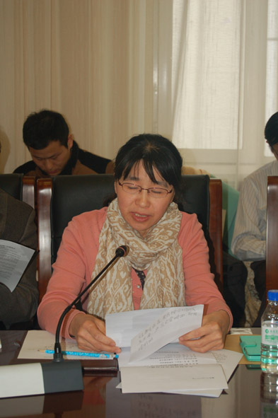 吉林省林业技术推广站召开中央财政林业科技推广示范
